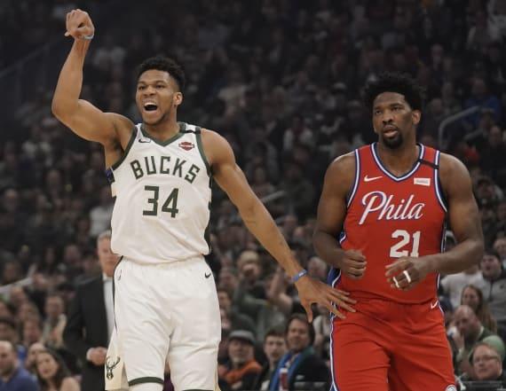 Bucks create NBA playoff history, in February