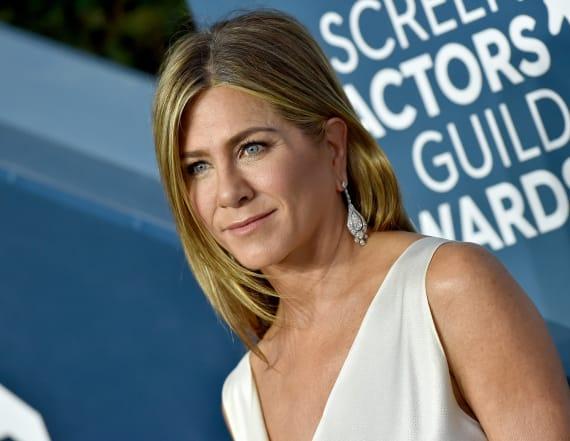 Jennifer Aniston nabs first-ever dramatic Emmy nom