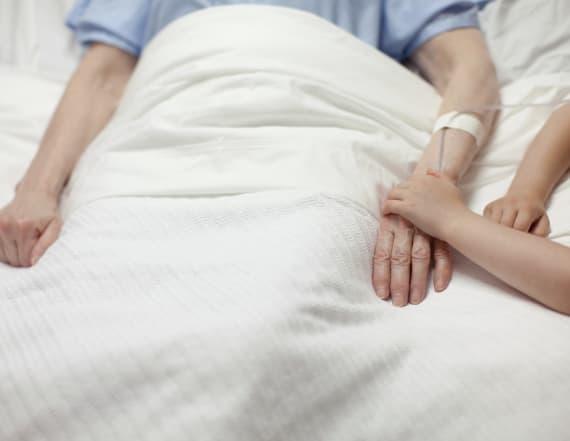 Woman's 'cancer' was actually a giant parasite
