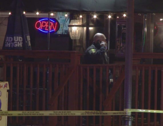 1 dead, 4 wounded in Connecticut club shooting