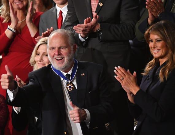 Limbaugh, Trump fuel coronavirus conspiracy theories