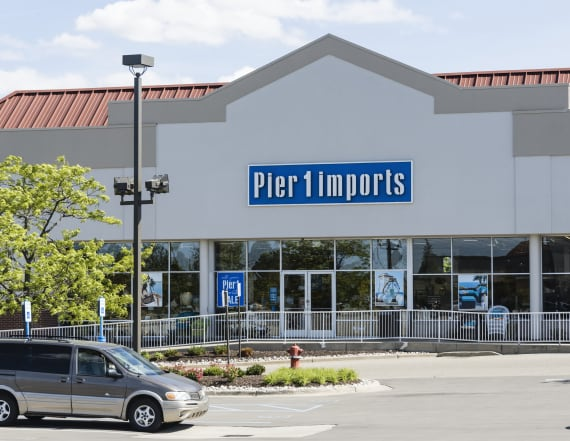 Pier 1 files for bankruptcy protection