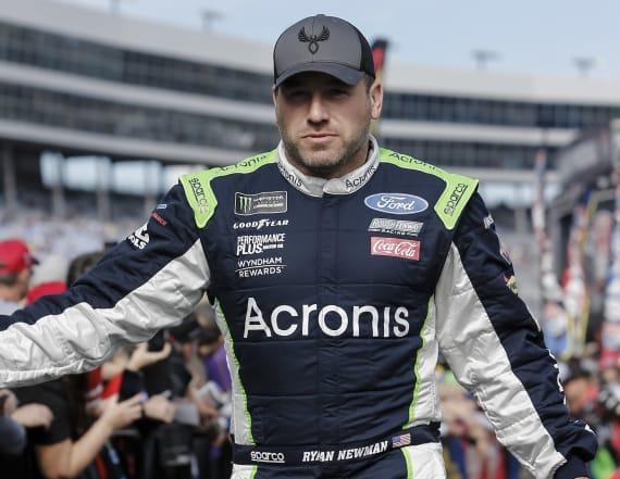 Ryan Newman awake after terrifying Daytona crash