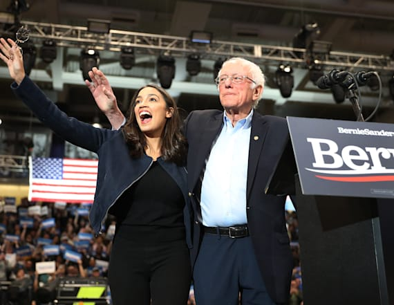 Sanders breaks with AOC over 'Medicare for All' plan