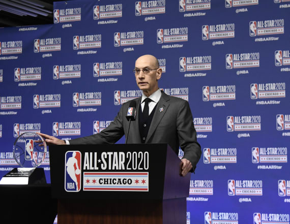 NBA proposes 50 percent player pay cut: report