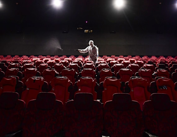 China orders all its movie theaters to close again