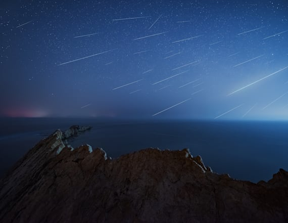 April to have 1st meteor shower in months