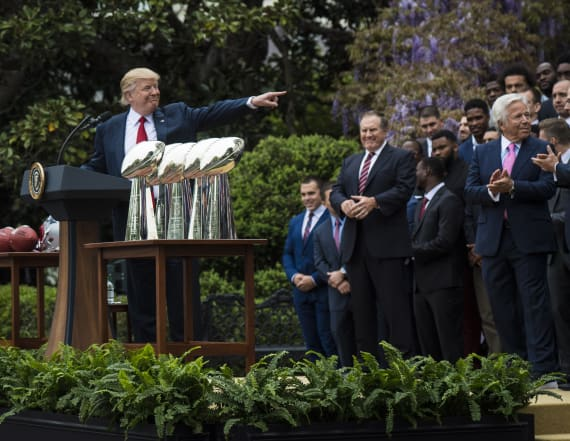 The NFL's return isn't subject to Trump's timeline