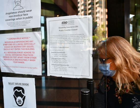 3.2M Americans file for unemployment benefits