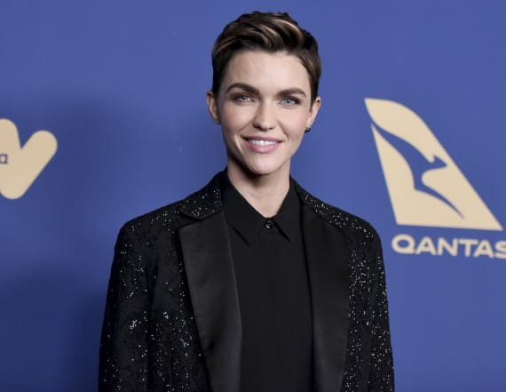 Ruby Rose cryptically addresses 'Batwoman' exit