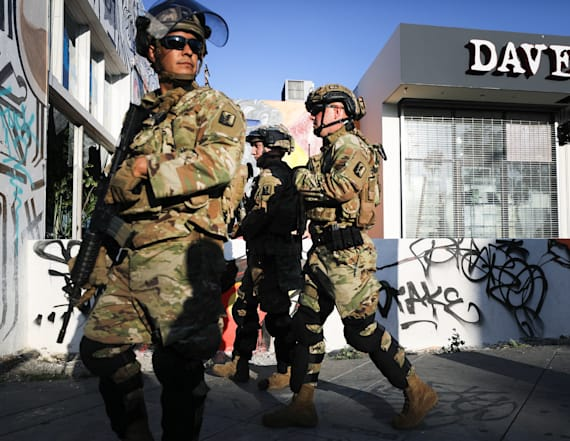 Curfews continue across U.S. amid protests