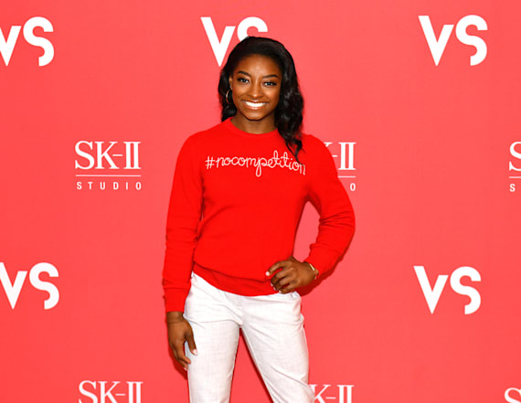 Simone Biles shares her truth in Vogue cover story