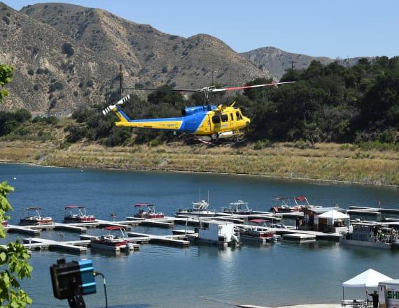 Body of 'Glee' actress Naya Rivera found at lake