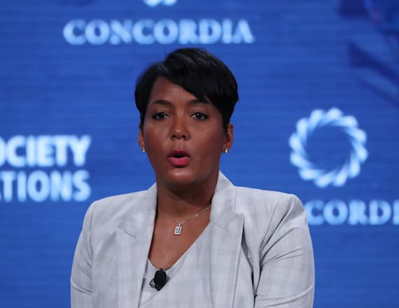 Atlanta Mayor Keisha Lance Bottoms tests positive