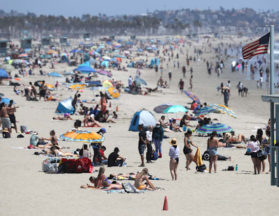 Massive heatwave is coming to the U.S. this weekend