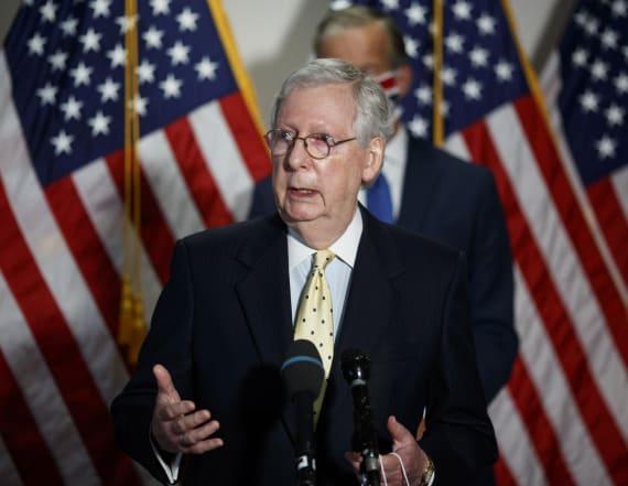 GOP mulls lower checks to extend jobless benefits