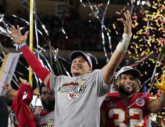 Mahomes deal restricts pretty much every other sport