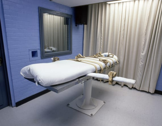 US carries out the 1st federal execution in 17 years
