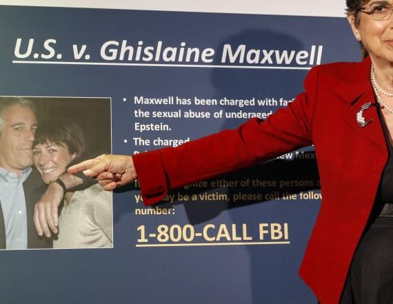 Ghislaine Maxwell enters plea