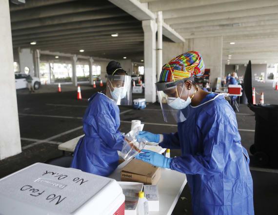 U.S. passes 3 million coronavirus cases