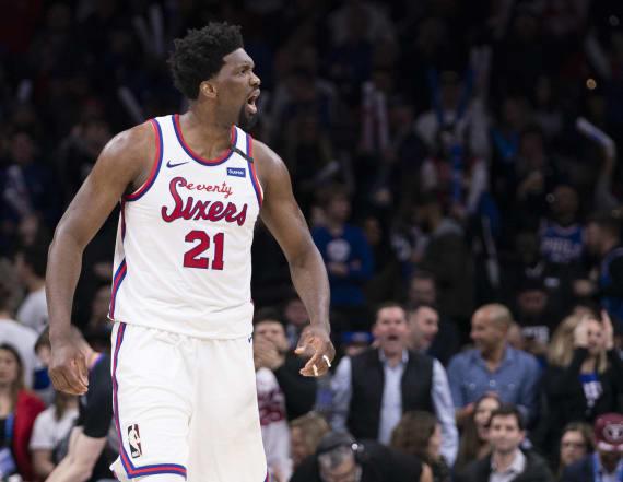 NBA star dons hazmat suit en route to Orlando bubble