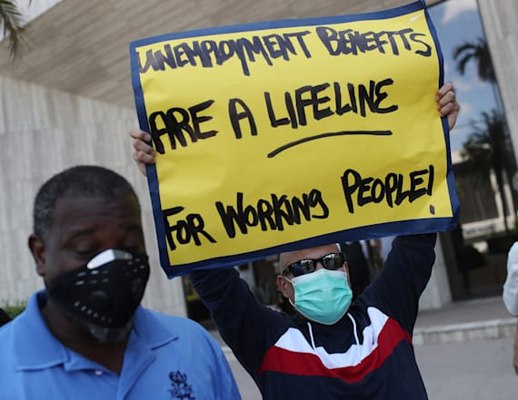 The $600 boost in unemployment benefits expires soon
