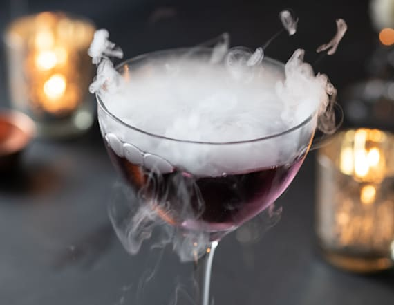 Cocktail of the Week: Witch's Brew
