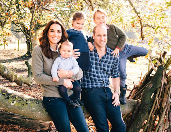 Prince Louis melts our heart in new photos