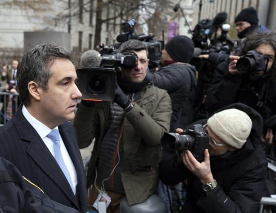 Cohen would refuse Trump pardon, his ex-lawyer says