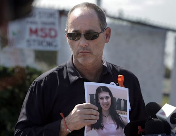 Parkland father slams Trump's national emergency