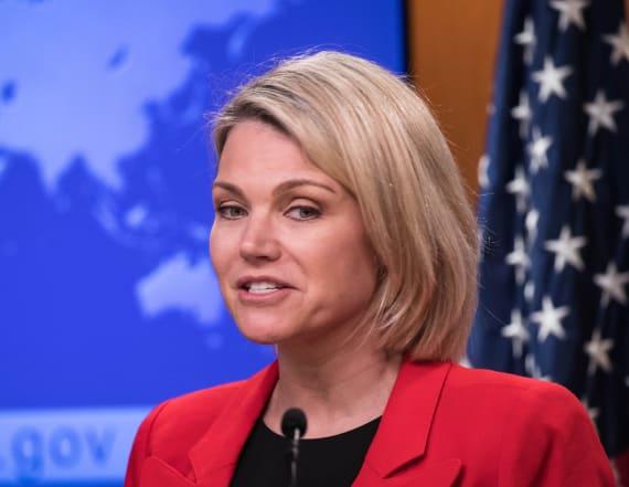 State Dept.: Nauert out as pick for UN ambassador