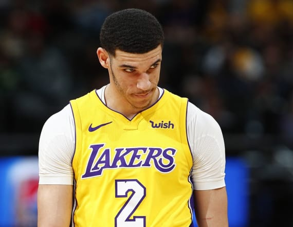 Report: Lonzo Ball ousts Big Baller Brand co-founder