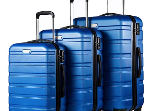 900 reviewers recommend this best-selling luggage