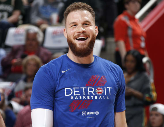 Blake Griffin takes new road with media