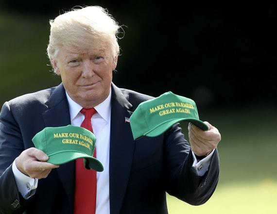Trump announces $16 billion in aid to farmers