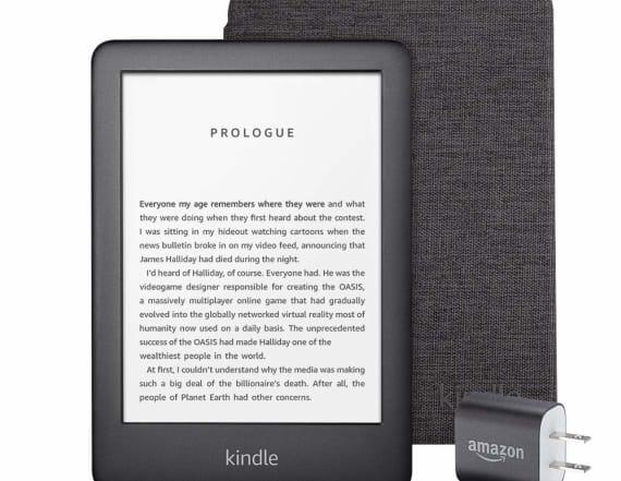 Amazon Kindle Essentials Bundle for under $100