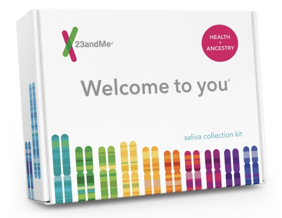 23andMe's DNA test kit is on sale for $99