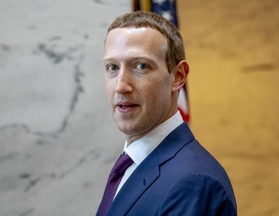 Senators give Facebook's Zuckerberg 'an earful'