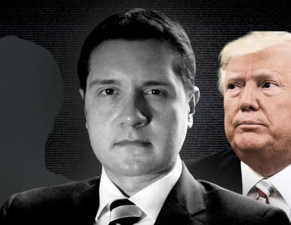 Ex-CIA lawyer takes on Trump whistleblower case