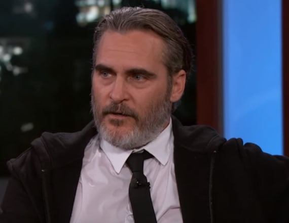 Joaquin Phoenix stunned by 'embarrassing' footage