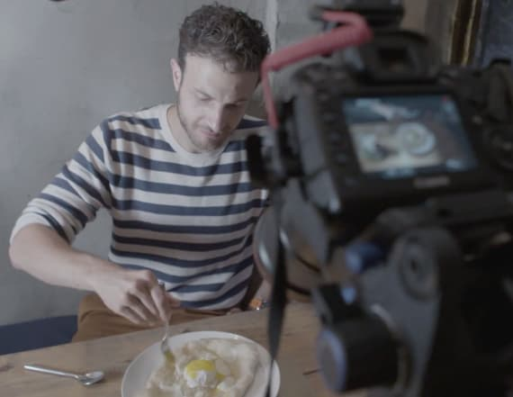 Jeremy Jacobowitz discusses being a food influencer