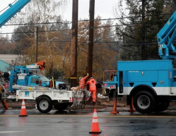 PG&E forges $13.5B settlement with wildfire victims