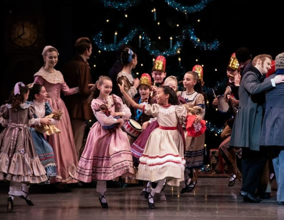 NYC Ballet casts first black Marie in 'Nutcracker'