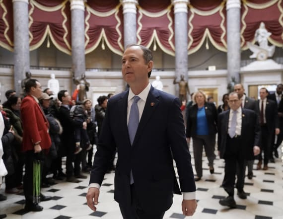 Schiff rips McConnell's impeachment trial rules