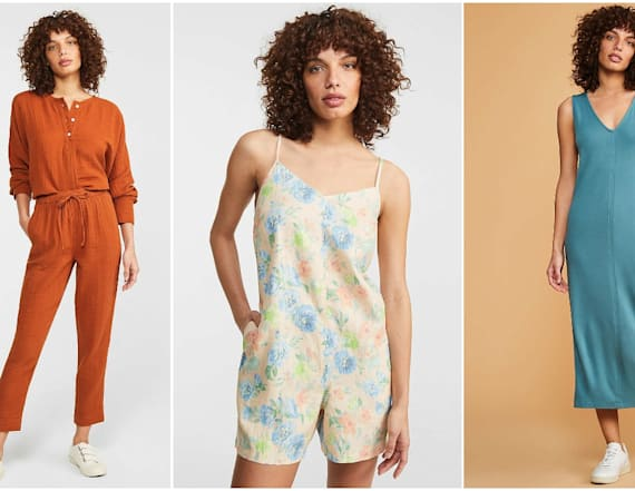 Lou & Grey's lightweight looks are 30 percent off