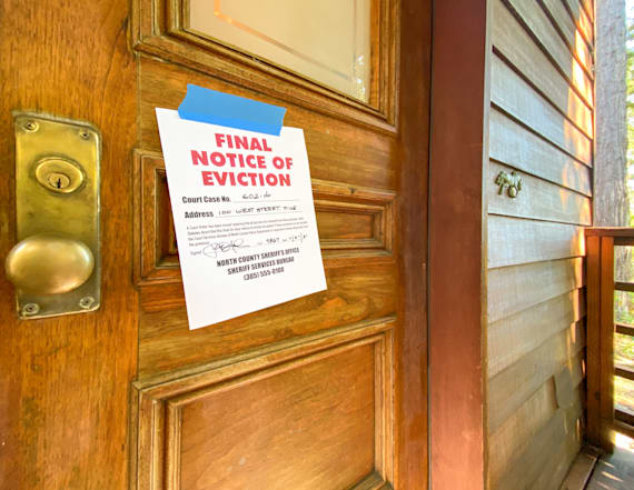White House aims to use CDC to prevent evictions