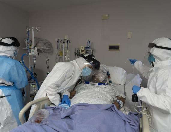 US hits 5 million confirmed virus cases