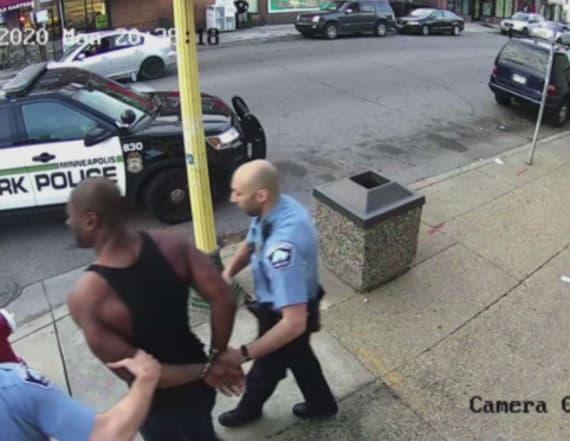 Body camera footage sheds new light on Floyd arrest