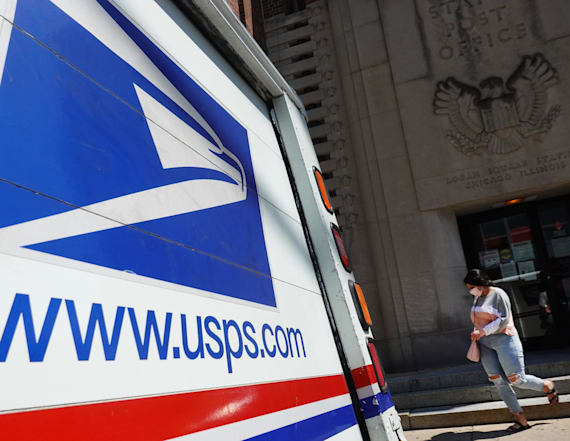 Military vets pay steep price for postal changes