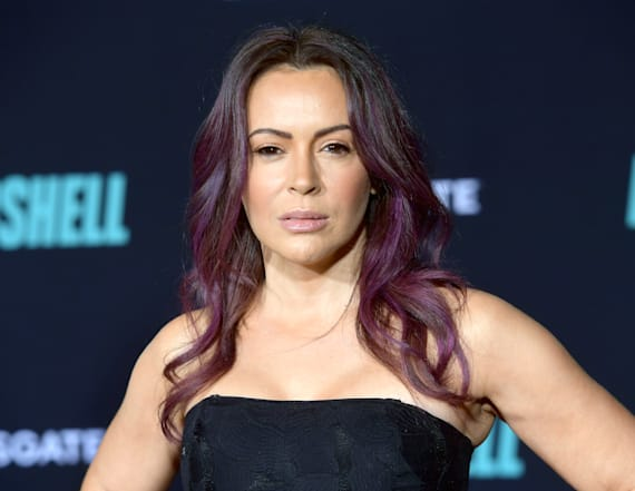 Alyssa Milano reveals awful battle with COVID-19